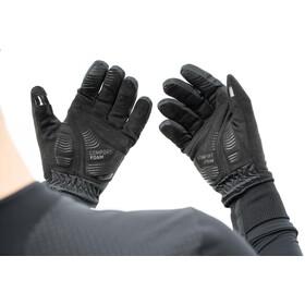 Cube X NF Winter Long Finger Gloves black